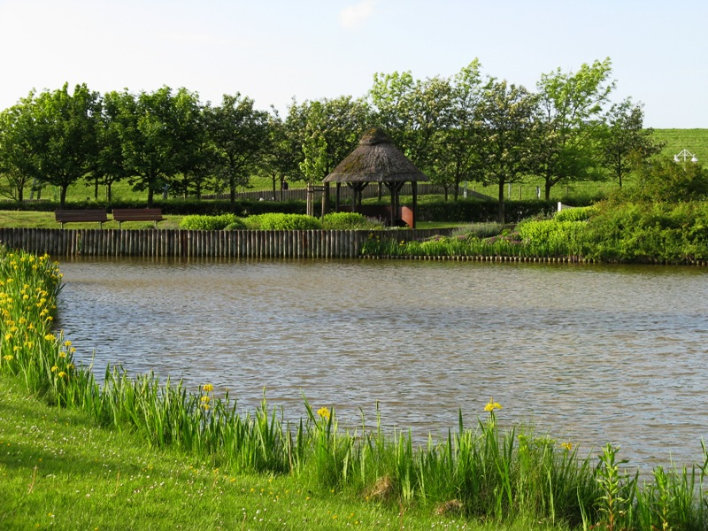 Kurpark in Neuharlingersiel