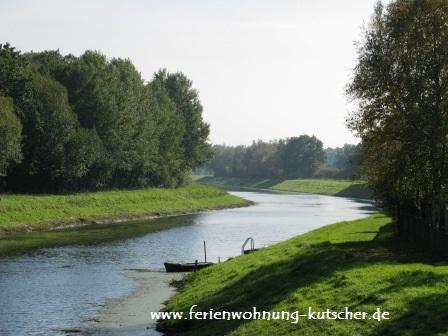 Angelgewässer in Holtgast