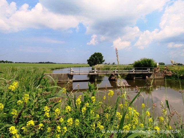 Angelurlaub Ostfriesland