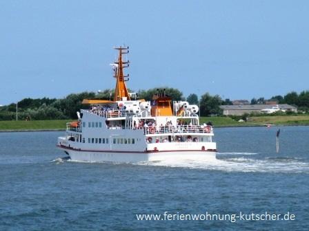 Tagestour Langeoog